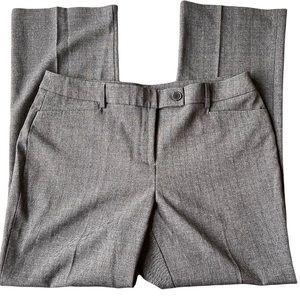 NWOT Cleo Heathered Grey EveryBody Dress Pants Size 16